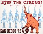 Stop the Circus: San Diego '72 [1972]
