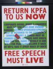 Return KPFA to Us Now