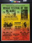 Reggae Festival of 1981