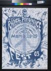 9th Annual Radical Performance Fest '03