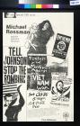 Posters of the Movement Against The Vietnam War