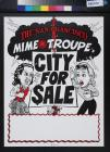 San Francisco Mime Troupe's City for Sale