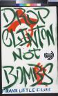 Drop Clinton Not Bombs