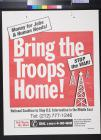 Bring the troops home!