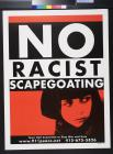 No Racist Scapegoating