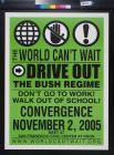 Drive Out the Bush Regime