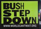 Bush Step Down