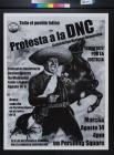 Protesta a la DNC
