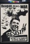 Reagan Means War