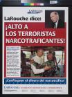 LaRouche Dice: Alto A Los Terroristas Narcotraficantes