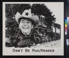Don't Be Railroaded
