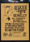 Register to Vote In Berkeley