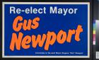 Re-Elect Mayor Gus Newport