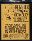 Register to Vote in Berkeley