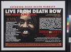 Governor Signs Death Warrant Live From Death Rowm For Mumia Abu Jamal