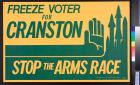 Freeze Voter for Cranston