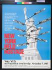 New York held Hostage: Vote yes on Proposition 6