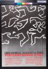 Hiroshima August 6, 1945: Portland August 6, 1983