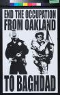 End the Occupation from Oakland to Baghdad