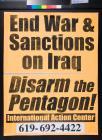 Disarm the Pentagon!