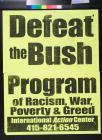Defeat the Bush Program