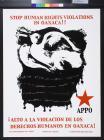 Stop Human Rights Violations  In Oaxaca!!