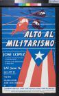 Alto Al / Militarismo
