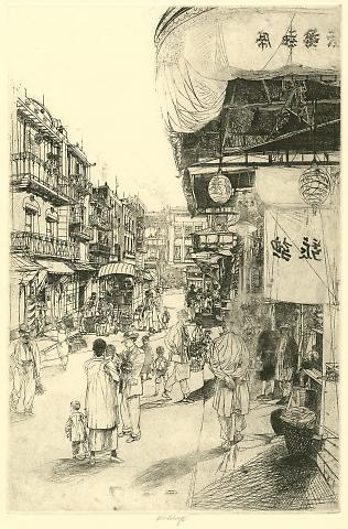 Busy Day in Chinatown-(with Winkler)