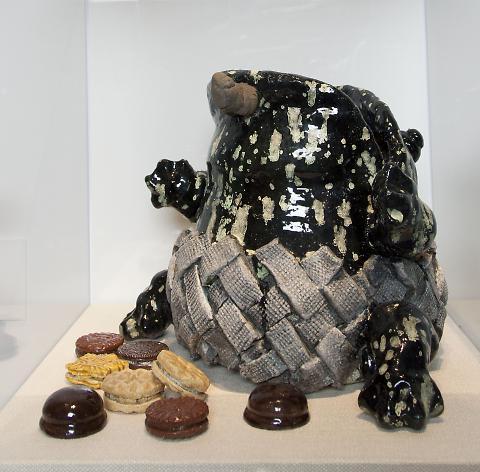 Baby Osiris Cookie Jar