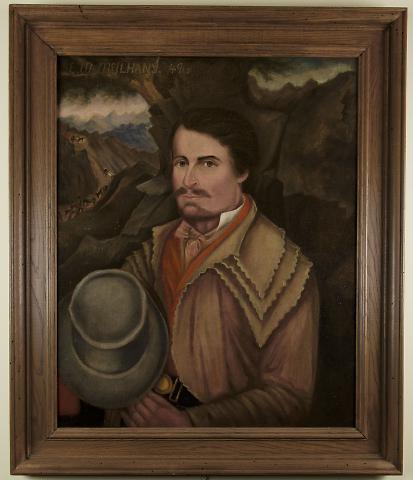 Portrait of Edward Washington McIlhany
