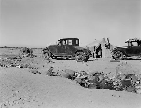 Imperial Valley | Imperial Valley - Migrant Labor Camp