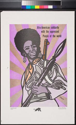 Afro-American Solidarity with the Oppressed People of the World
