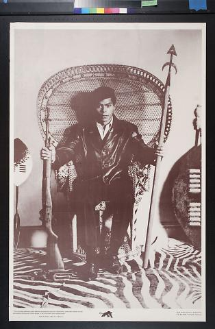 untitled (Huey Newton)