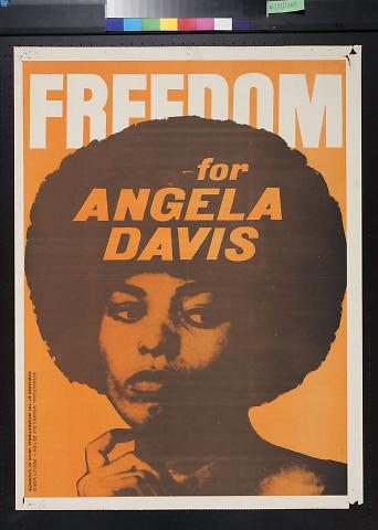 Freedom for Angela Davis