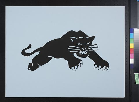 untitled (Black Panther Party)