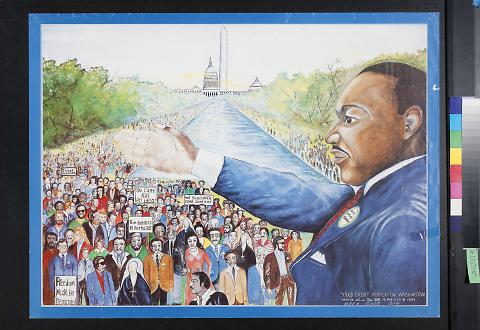 1963 Great March on Washington