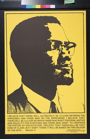 untitled (Malcolm X)