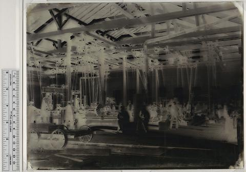 Interior, Laramie Machine Shops