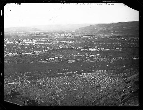 Valley of Bitter Creek, Panoramic View No. 2