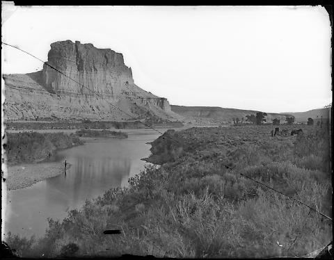 Castle Rock, Green River