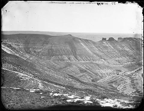 Mountains of Green River Valley