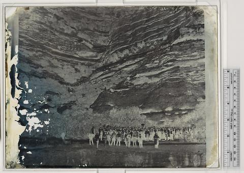 Odd Fellows Meeting, Echo Canyon near Temple Rock, No. 2
