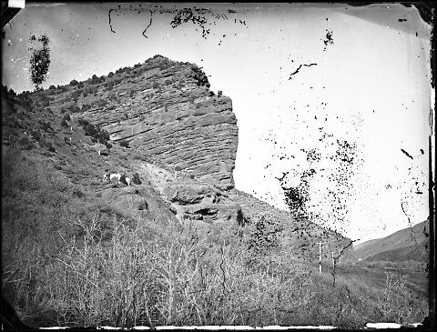 Rock Great Eastern, Echo Canyon