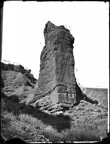 Monument Rock, Mouth of Echo Canyon