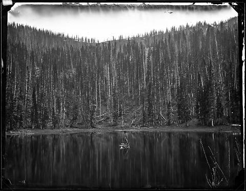 Ripple Lake, White Pine Canyon, Parley's Park