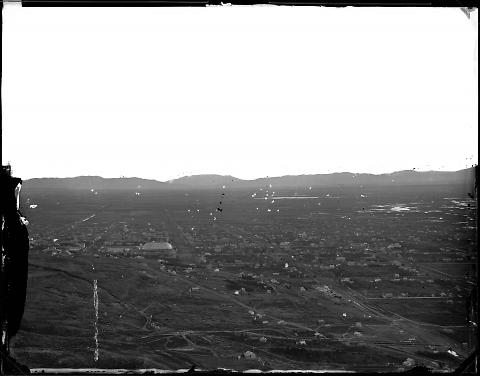 Salt Lake City No. 3, Panoramic View
