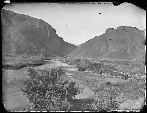 The Narrows of Weber Canyon, No. 1