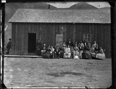 Group at O.C. Smith, Echo City