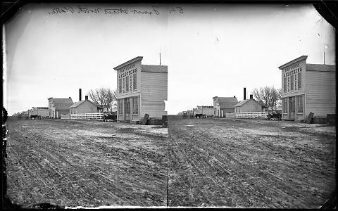 Front Street, North Platte