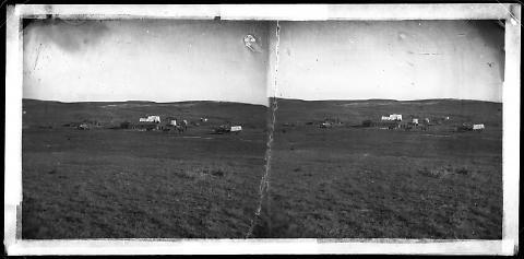 Grader's Camp, Casement's Cabin near Quaking Asp Hill